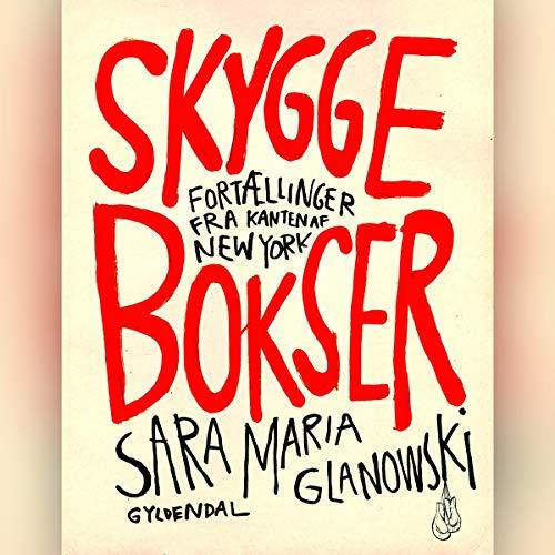 Skyggebokser audiobook cover art