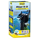 Tetra Aquarium Power Filter, Whisper 10-30 for 30 Gallon Fish Tanks