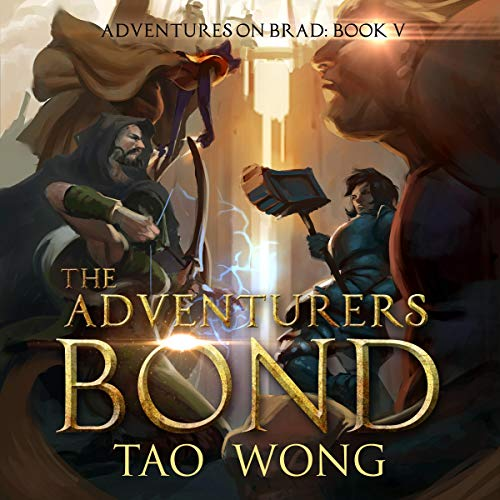 The Adventurers Bond cover art