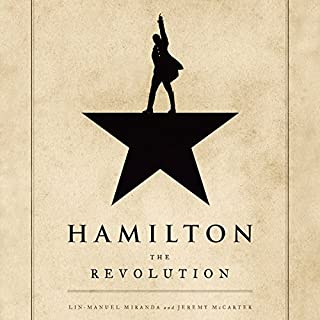 Hamilton: The Revolution cover art