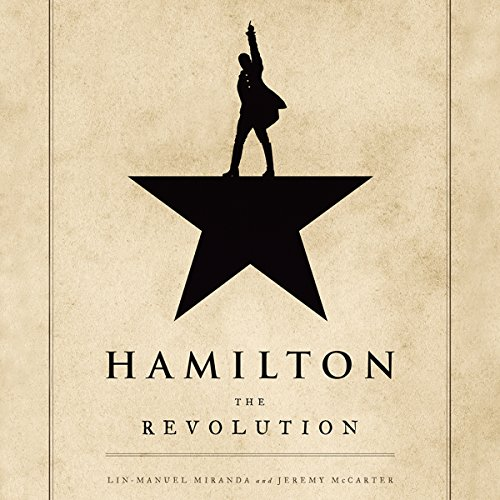 Hamilton: The Revolution audiobook cover art