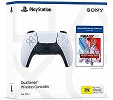 DualSense Wiress Controller + NBA 2K22 Jumpstart Bundle - PlayStation 5