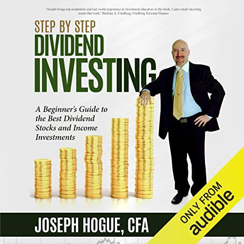Couverture de Step by Step Dividend Investing