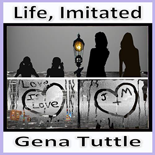 Life, Imitated audiobook cover art