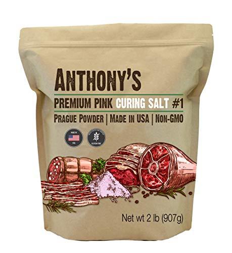 Anthony's Pink Curing Salt No.1, 2 lb