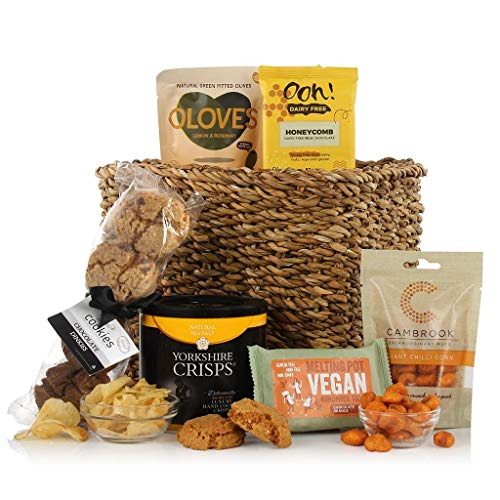 The Vegan Basket - Vegan Food Hamper - Next Day Delivery