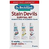 Dr Beckmann Stain Devils Survival Kit (2 x 50ml, 1 x 50g)