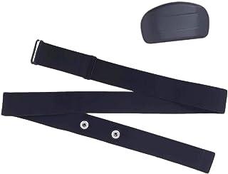 Banda elástica compatible con Polar Soft Strap con correa elástica ajustable para el cardio y el transmisor, cinta de correr accesorios para el hogar y el fitness