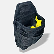 product image for Atlas 46 AIMS Hamilton Woodworker - Multipurpose Pouch for Tool Storage - Black