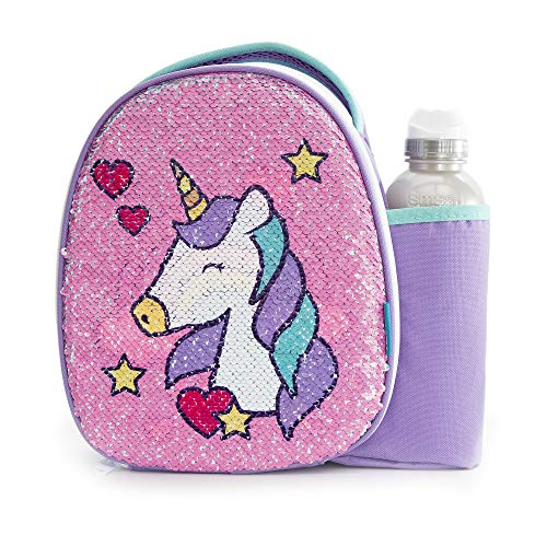 Smash Insulated Lunch Bag & 500ml Bottle