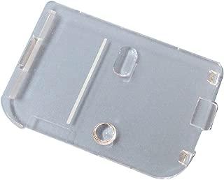 EM10 WHITE HONEYSEW Bobbin Cover Plate X56828151 For BABYLOCK BROTHER PC,PE,PS,ULT series VIKING 300E