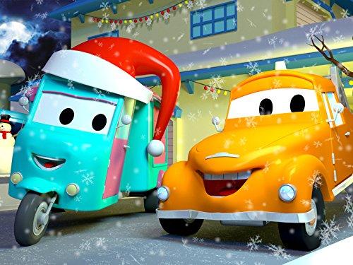 【Weihnachten】Chuck und Weihnachtsbeleuchtung / Carrie und die Zuckerstangen