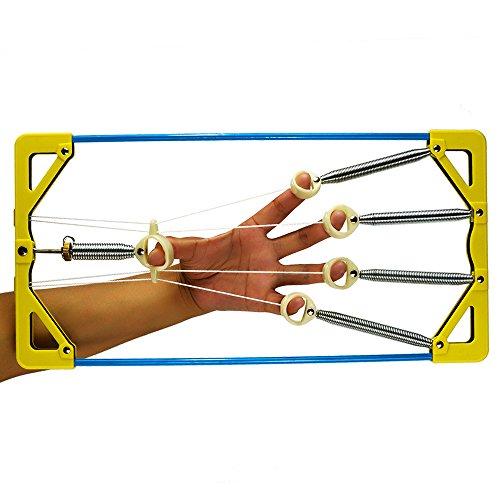 Para ejercitar dedos, manos y dedos dedo fortalecedor para agarre y fortalecimiento, práctica de guitarra, Rock escalada formación y basketballl dedo Formación