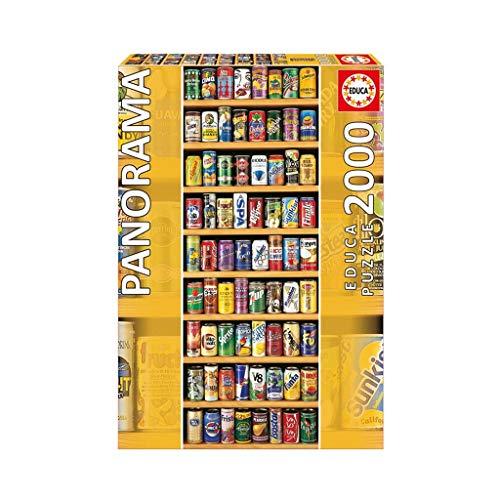 Rompecabezas De 1000 Piezas para Niños Adultos, Rompecabezas De Coca Cola Fácil De Extraer, Juego De Adultos para Niños, Juego Educativo De Rompecabezas (Color : 03, Size : 2000 Pieces)