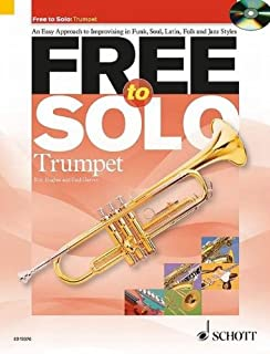 Free to Solo - Trumpet - edition with CD - ( ED 13376 )