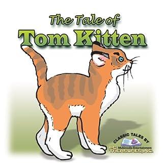 The Tale of Tom Kitten audiobook cover art