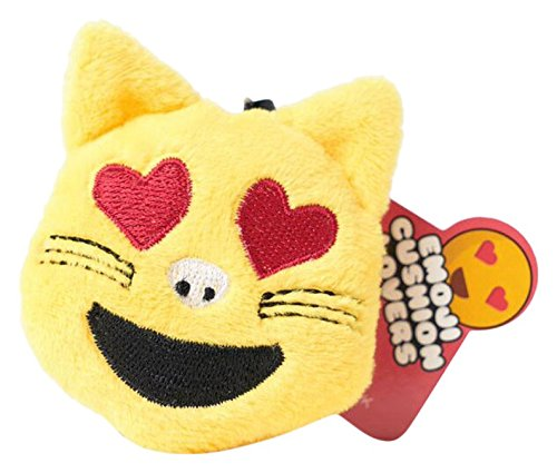 Love Bomb Cushions – Coussin émoticone « Bisou » - 0012
