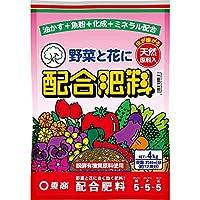 東商 配合肥料 4kg