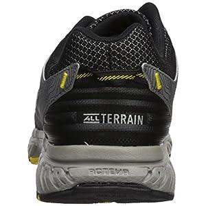 New Balance Men's 510v4 Cushioning Trail Running Shoe, Castlerock, 11.5 4E US