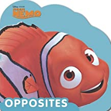 Disney Pixar Finding Nemo: Opposites (Mini Character Shaped Board Bk)