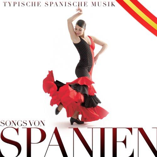 Typische spanische Musik. Songs von Spanien