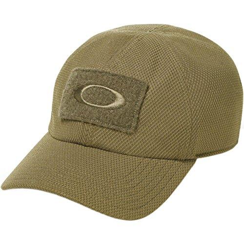 Oakley Mens Men's SI Cap, Coyote, L/X-Large