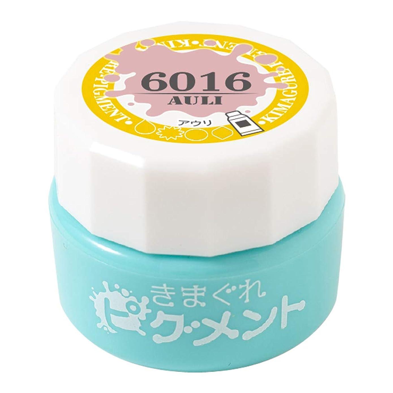 あいにく出血菊Bettygel きまぐれピグメント アウリ QYJ-6016 4g UV/LED対応