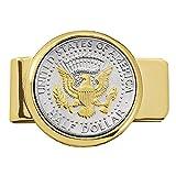 Best Money Clips - Coin Money Clip - Presidential Seal JFK Half Review