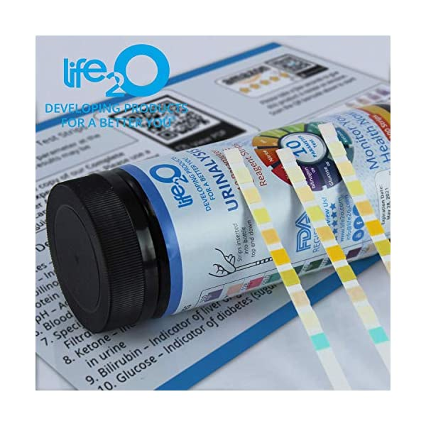 buy  Complete 10-in-1 Urine Test Strips 100ct | ... Diabetes Care