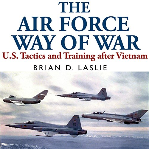 The Air Force Way of War audiobook cover art