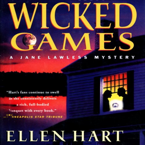 Wicked Games audiobook cover art