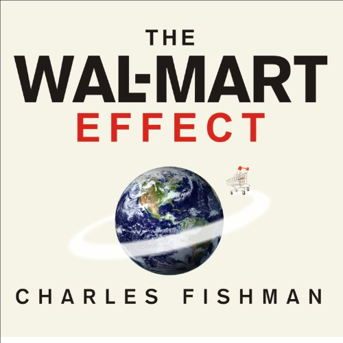 The Wal-Mart Effect audiobook cover art