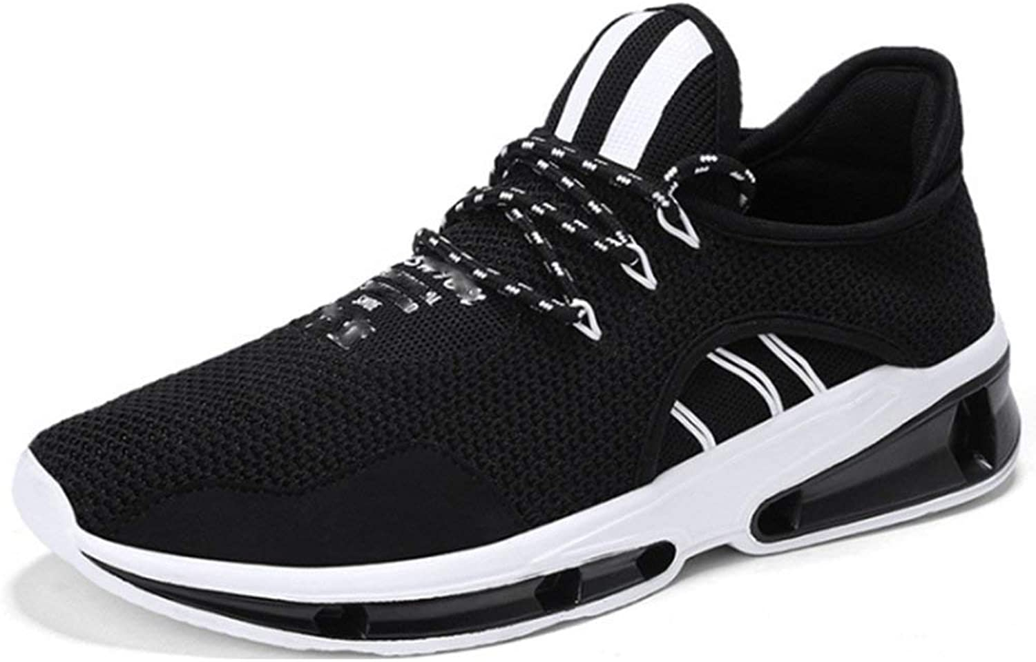 FuweiEncore Men's Casual Sport shoes Running shoes Fitness Breathable Comfortable Fashion Student shoes (color   7, Size   41EU)