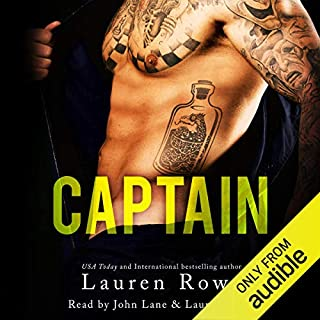 Captain cover art