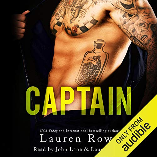 Couverture de Captain