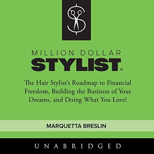 Million Dollar Stylist audiobook cover art