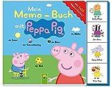 Mein Memo-Buch mit Peppa Pig: Mit 2 x 20 Memo-Karten - .