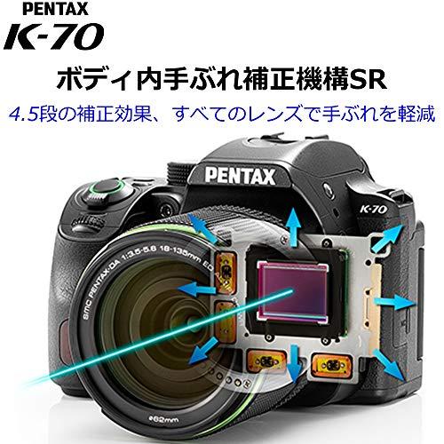 PENTAX(ペンタックス)『K-70ダブルズームレンズキット』