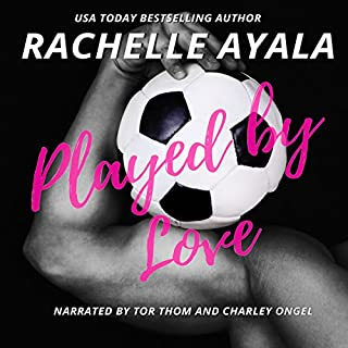 Played by Love                   By:                                                                                                                                 Rachelle Ayala                               Narrated by:                                                                                                                                 Tor Thom,                                                                                        Charley Ongel                      Length: 2 hrs and 12 mins     25 ratings     Overall 4.2
