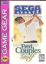 Fred Couples Golf : Sega Game Gear