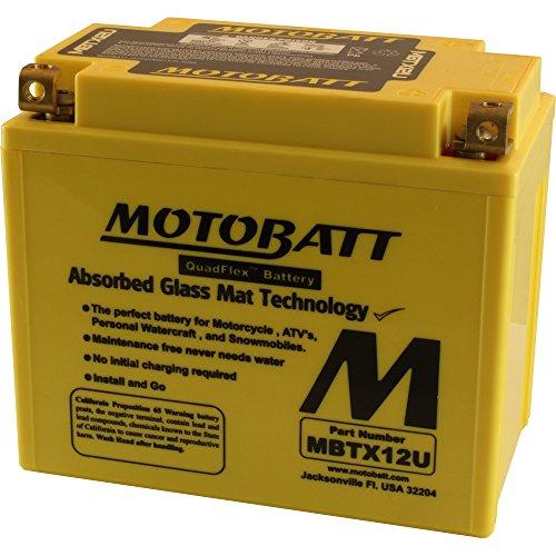 Batteria MBTX12U Motobatt