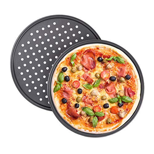 Relaxdays -   Pizzablech, 2er