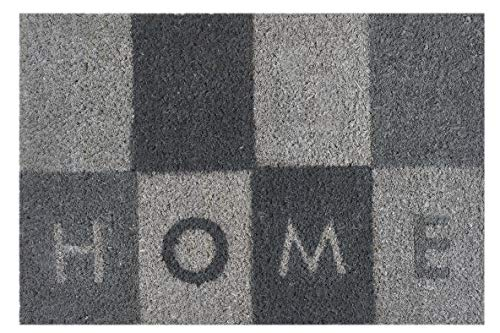 andiamo Schmutzfangmatte Kokos Home Fußmatte für innen und außen, 40 x 60 cm