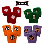 Sports Wristbands For Kids In Assorted Colors...