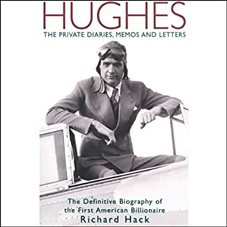 Hughes: The Private Diaries, Memos and Letters audiobook cover art