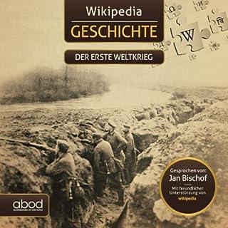 Der erste Weltkrieg (Wikipedia Geschichte) Titelbild
