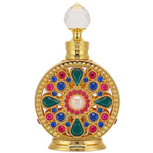 Fydun 15ml Parfümöle Muslimisches Parfüm Parfum Duft Halal Dubai ätherisches Öl Vintage Exquisite Religiöse Versorgung für Geschenke (Reverse Paris)
