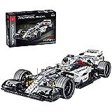 ZCXX Modelo de coche de técnica deportivo, 1100 piezas, piezas de construcción para coche, compatible con Lego Technic
