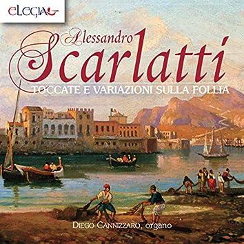 Alessandro scarlatti: toccate e variazioni sulla follia