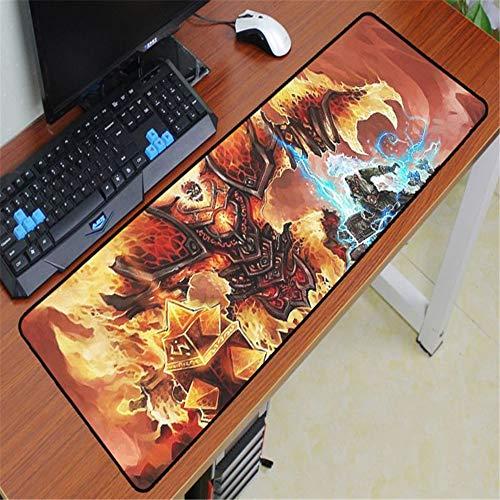 Mauspad Gummi waschbar Computerspiel Computertastatur Mauspad 1 600x300x2